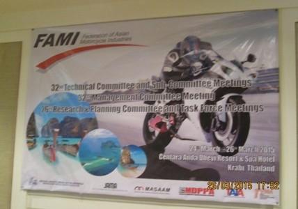 FAMI Krabi Banner
